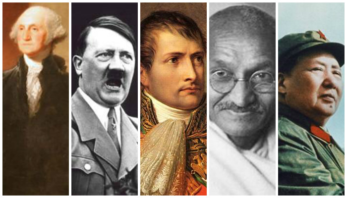 5 Pemimpin Dunia Paling Berpengaruh Sepanjang Sejarah