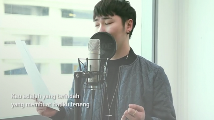 Kim Ji Hoon, Cowok Korea yang Gemar Cover Lagu Indonesia