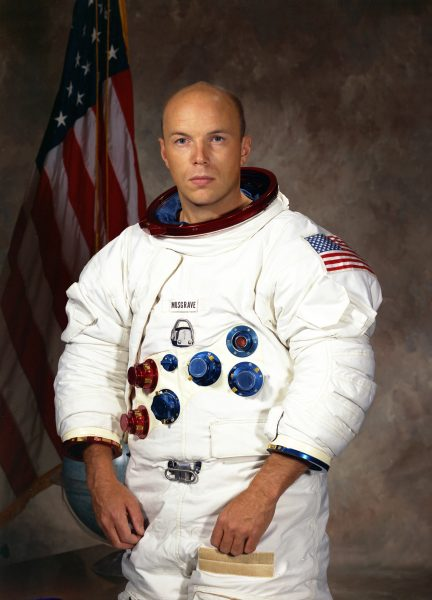 Dr. Franklin Story Musgrave (Academy of Achievement)