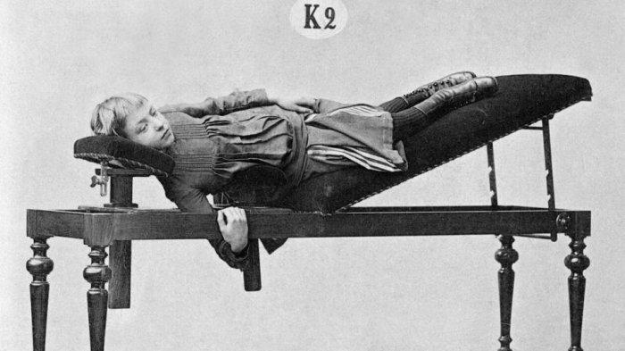 Ternyata Begini Bentuk Alat Fitness Pertama di Dunia