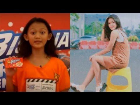 Ini Dia Salsa, Bocah Audisi Biskuat yang Kini Beranjak Remaja. Cantik dan Hits!
