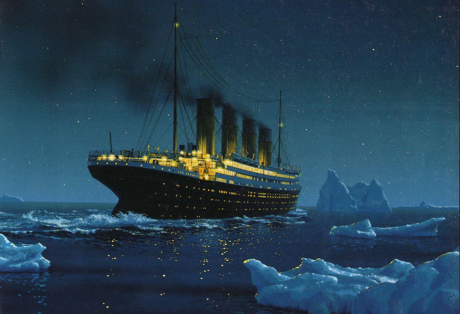 Kisah Cinta Sampai Mati di Kapal Titanic Ternyata Bukan Antara Jack dan Rose