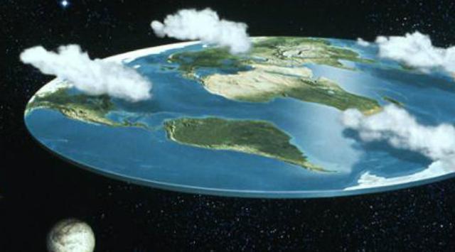 Mengapa Orang Percaya Bumi Itu Datar?
