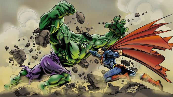 Bukan Hulk dan Superman, Ternyata Ini Sosok Terkuat di Marvel dan DC