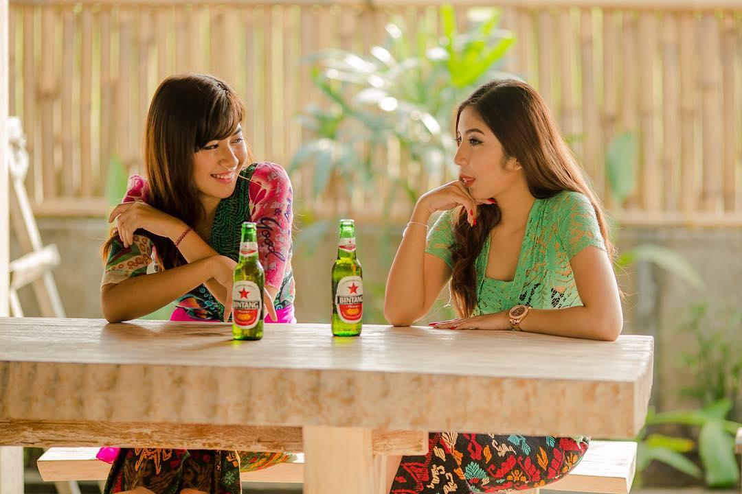 5 Cafe Outdoor di Bali dengan Pemandangan Super Kece
