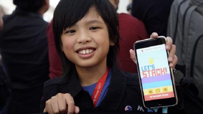 Baru 10 Tahun, Bocah Ini Sudah Bisa Ciptakan Macam-macam Aplikasi