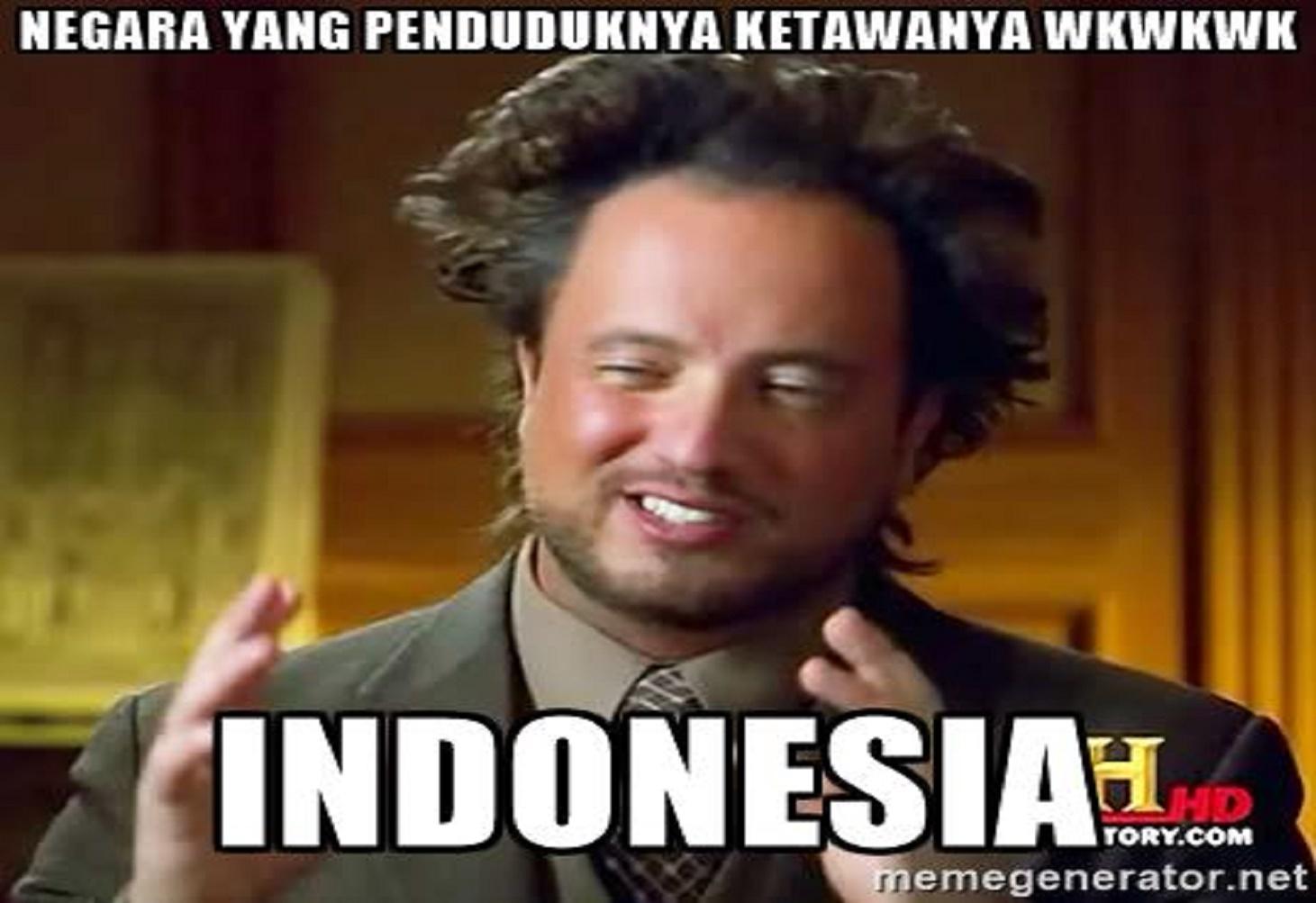 Mengapa di Indonesia 'Wkwk' Digunakan untuk Ekspresikan Tertawa Saat Chatting?