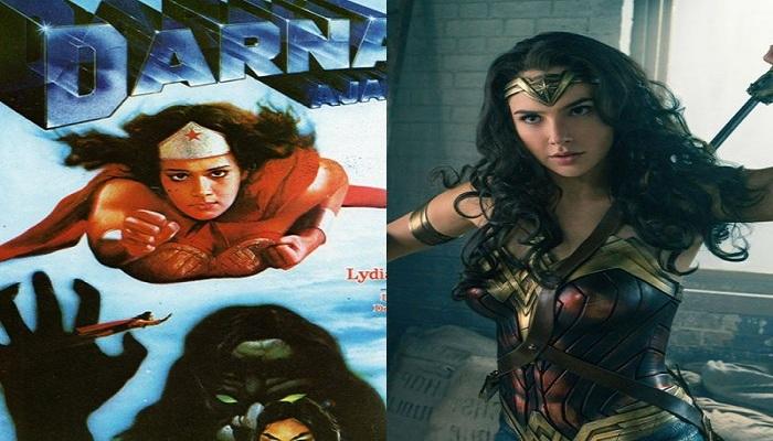 Mengenal Darna Ajaib, Wonder Woman Versi Indonesia