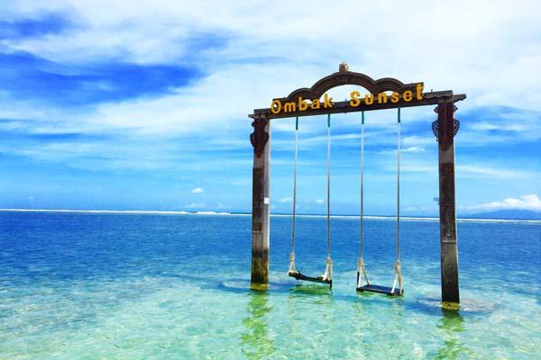 Romantisnya 5 Kegiatan yang Bisa Lakukan Bareng Pacar di Gili Trawangan