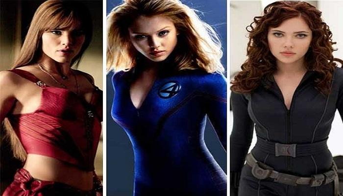 5 Superhero Wanita yang Sukses Bikin Kaum Adam Jatuh Hati