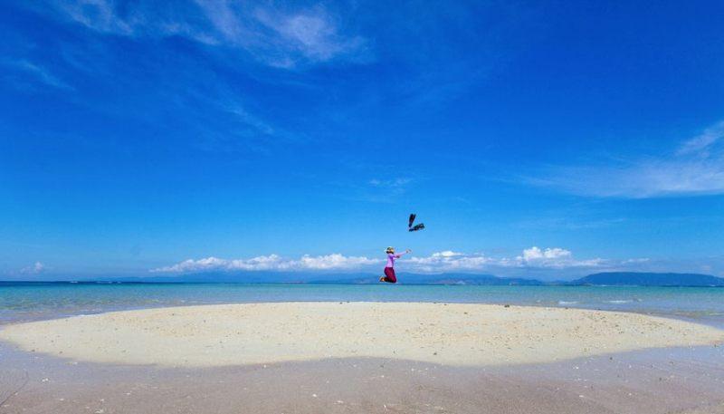 Pesona Gili Kapal Lombok, Pulau Unik yang Bisa Tenggelam
