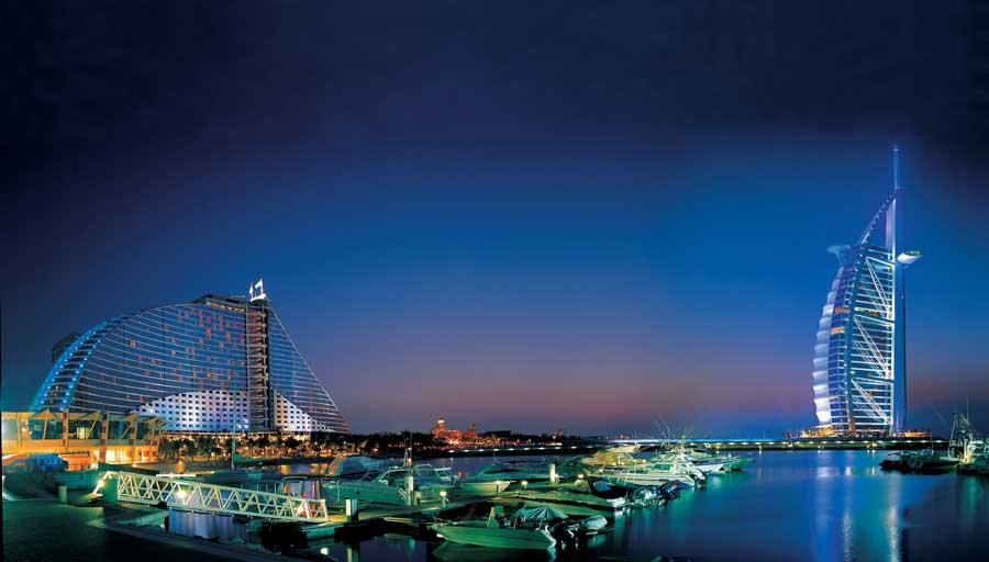 Canggih dan Unik, 5 Hal Unik di Pantai Ini Mungkin Cuma Ada di Dubai!