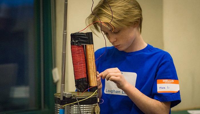 Remaja 14 Tahun Sukses Ciptakan Energi Listrik Hanya Bermodal Rp 200 Ribu