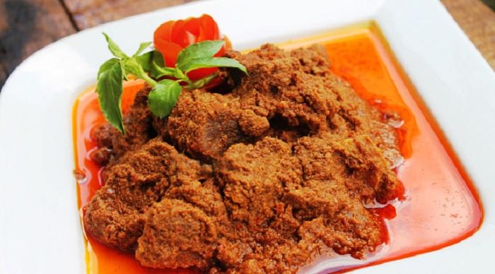 Jadi Makanan Terenak di Dunia, Ini Jenis-jenis Rendang di Indonesia