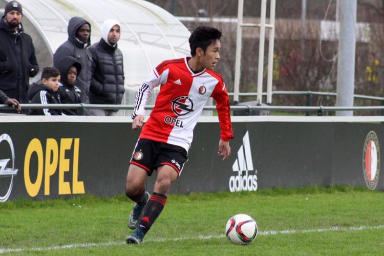 Kenalin Yussa Nugraha, Cowok Solo yang Main di Klub Bola Belanda