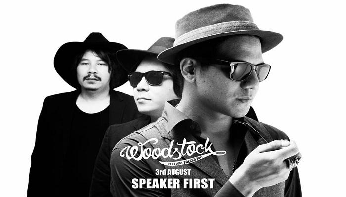 Speaker First, Band Indonesia Pertama yang Tampil di Event Bergengsi Dunia Woodstock