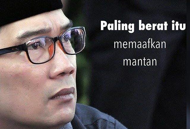 Walikota Gaul dan Kekinian, Deretan Postingan Kocak Ridwan Kamil Ini Bikin Harimu Lebih Berwarna