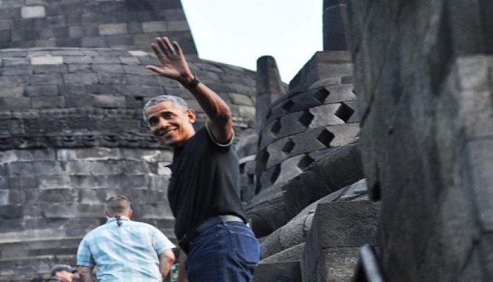 Selain Obama, 5 Pemimpin Dunia Ini Pernah Berkunjung ke Candi Borobudur