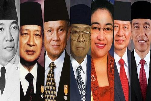 Ini Peringkat Kekayaan Para Presiden Indonesia, Siapa Paling Kaya?