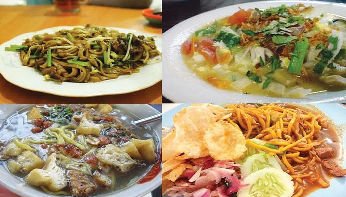 Deretan Kuliner Mie Khas Indonesia yang Lezatnya Bikin Nagih