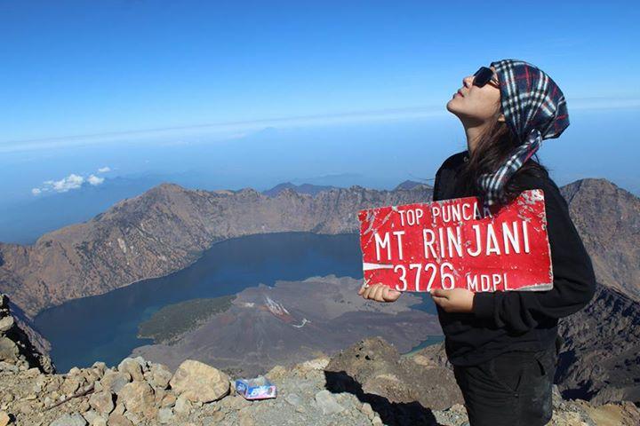 Tips Aman Mendaki Gunung Rinjani di Lombok Bagi Pemula