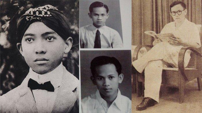 Potret Kece 7 Presiden Indonesia Saat Muda
