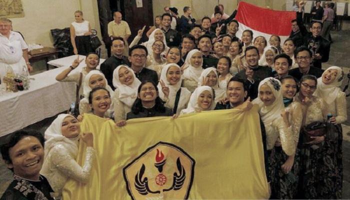Bangga, Paduan Suara Mahasiswa Unpad Sabet Dua Juara di Austria