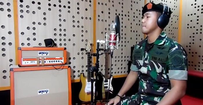 Video Prajurit TNI Nyanyi Despacito Berlirik Nasionalis Jadi Berita