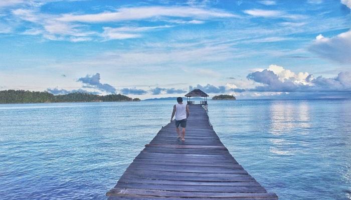 Menjamah Pulau Perawan yang Belum Dikunjungi Banyak Wisatawan