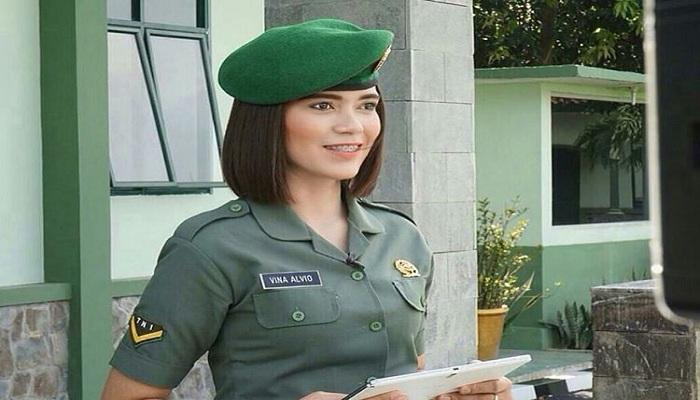 Berparas Cantik, 5 Cewek Ini Ternyata Anggota TNI