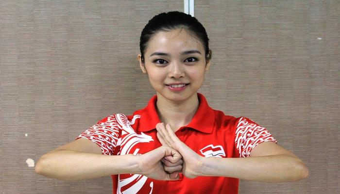 Atlet Wushu Indonesia Jadi yang Tercantik di SEA Games 2017