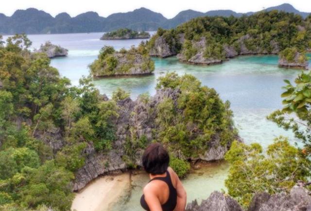 5 Spot Wisata Indonesia yang Jadi Kembarannya Raja Ampat