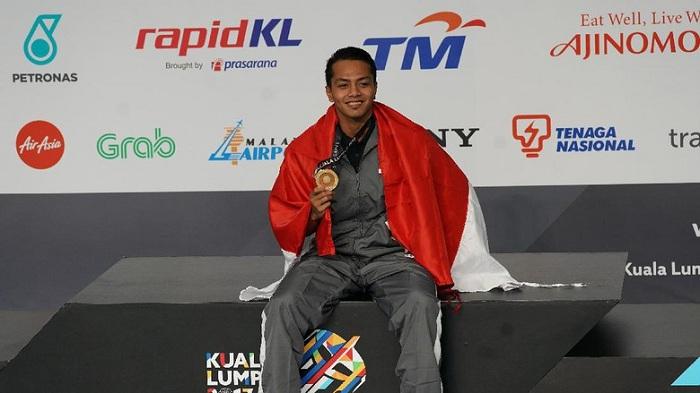 Bangga, Perenang Indonesia Raih Medali Emas dan Pecahkan Rekor di SEA Games 2017