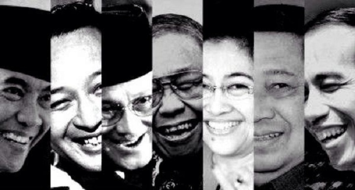 Keren, Begini Jika 7 Presiden Indonesia Cover Lagu Despacito