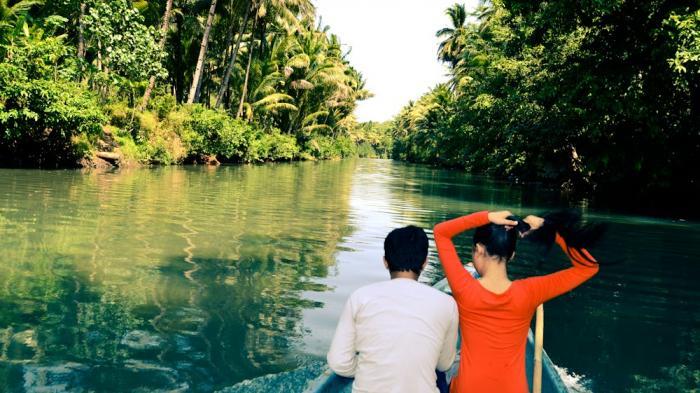 Menyusuri Sungai Rawa Indonesia yang Mirip Amazon