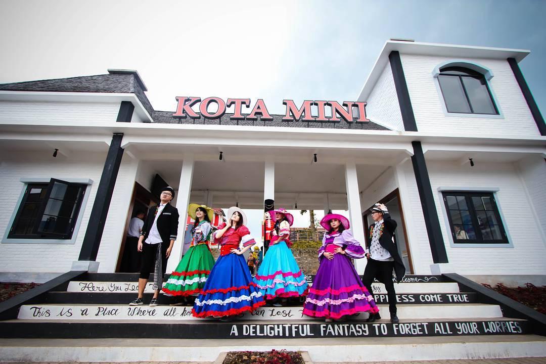 Traveling ke Kota Mini Bandung yang Bikin Liburan Serasa Lagi di Eropa