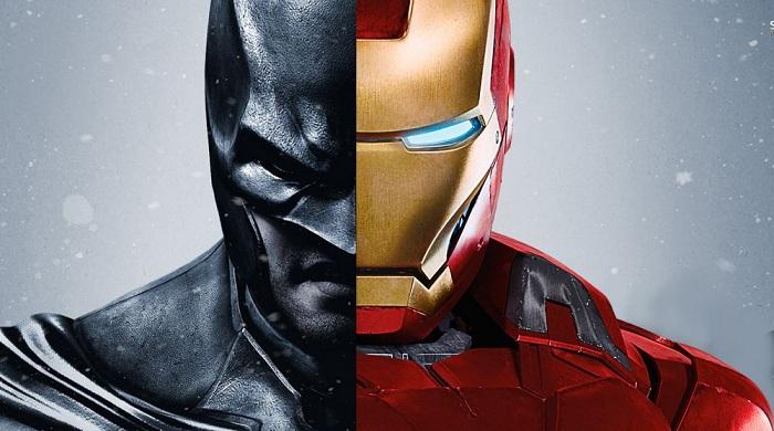 5 Persamaan Batman dan Iron Man, yang Mana Jagoanmu?