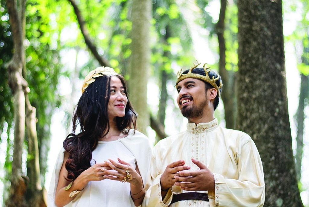 Cerita Rekhaza Panji Persiapkan Nikah ala Game of Thrones yang Disorot Dunia
