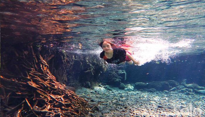 5 Kolam Renang Alami Terbaik di Indonesia