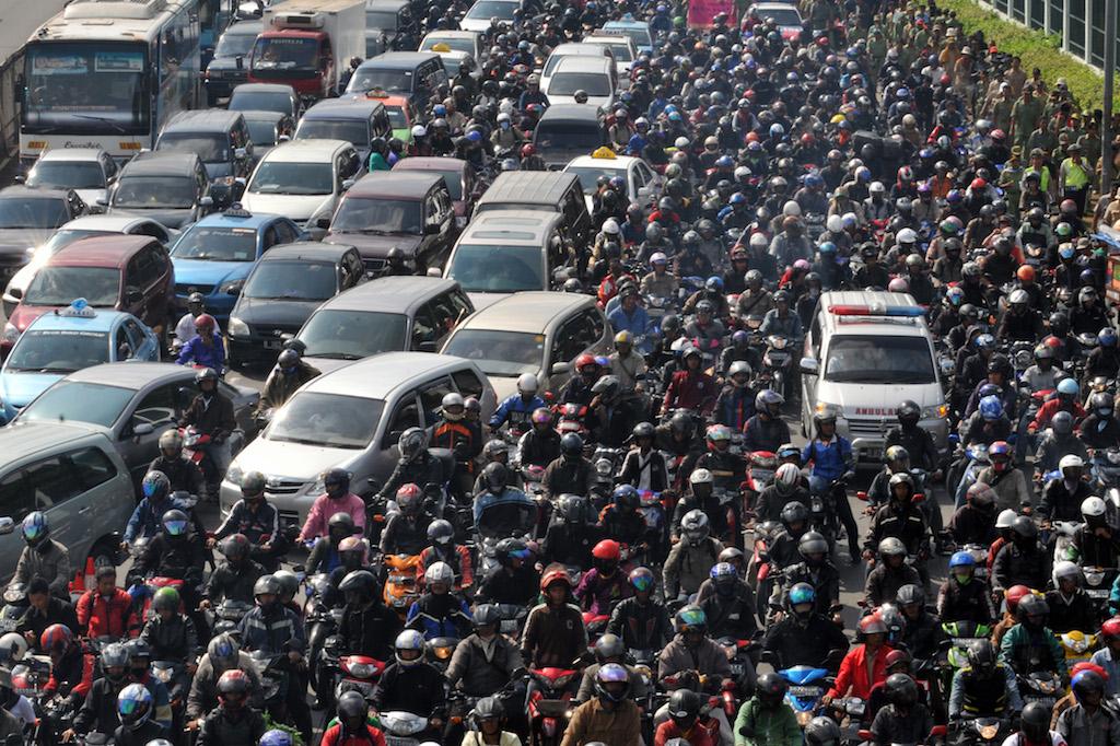 5 Ide Gila Tapi Ampuh Atasi Macet Jakarta, Siap Mewujudkannya?