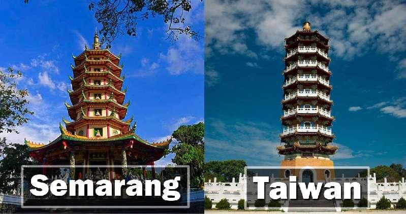 Keliling 5 Wisata Kekinian di Semarang Ini, Bikin Kamu Berasa Keliling Dunia