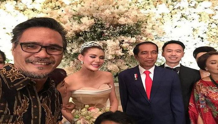 5 Pernikahan Spektakuler Artis Ini Dihadiri Pejabat Bahkan Presiden