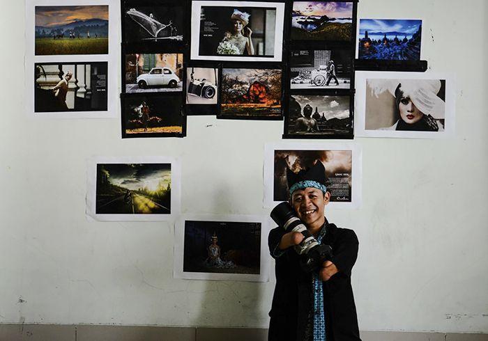 Hasil Jepretan Terbaik Karya Fotografer Difabel Indonesia yang Curi Perhatian Dunia