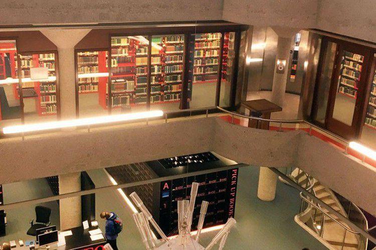 Berkunjung ke Asian Library, Perpustakaan yang Memuat Data Terbesar tentang Indonesia di Belanda