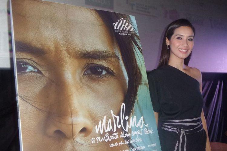 Mendunia, Marsha Timothy Raih Penghargaan Aktris Terbaik di Ajang Internasional