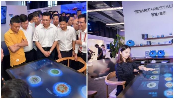 Berkunjung ke Restoran Digital Self Service Inovasi Jack Ma, Tanpa Pelayan dan Kasir