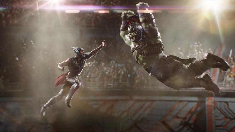 5 Tokoh Terkuat dalam Film Thor: Ragnarok, Peringkat Pertama Bukan Thor!