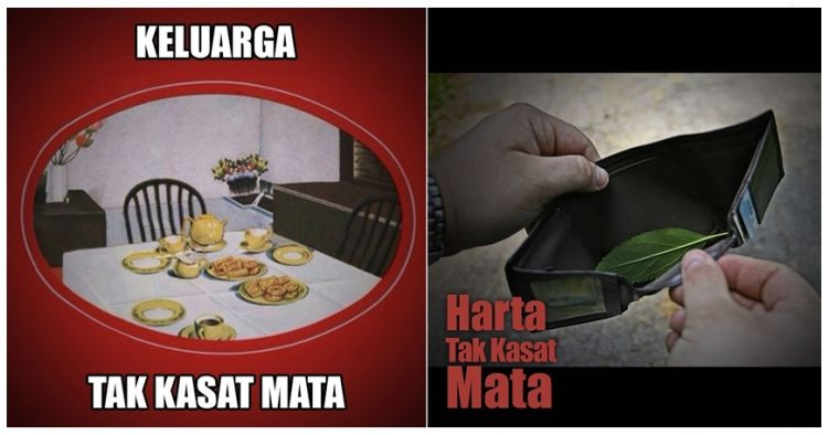 Meme Keluarga Tak Kasat Mata Bertebaran, Bikin Gagal Horor!