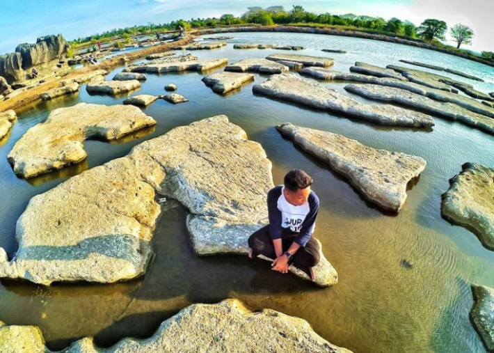 Bukan Gugusan Pulau, Ini Gugusan Batu di Sulsel yang Jadi Keajaiban Nusantara