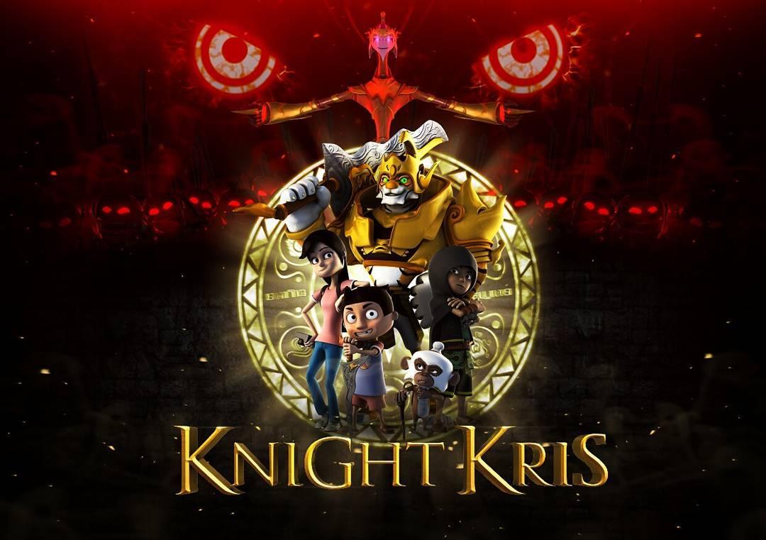 Knight Kris, Film Animasi Keren Karya Deddy Corbuzier yang Berkolaborasi dengan Kaesang Pangarep